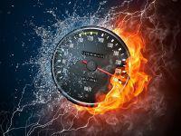 Успех на высоких скоростях
